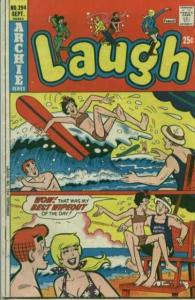 Laugh Comics #294, VG- (Stock photo)