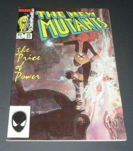 The New Mutants #25 FN/VF Marvel Comic Book 1st Appearance Legion