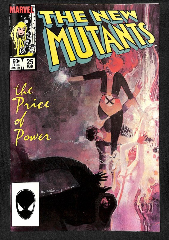 The New Mutants #25 (1985)