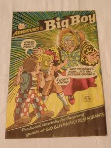 Adventures of the Big Boy #442  EA2