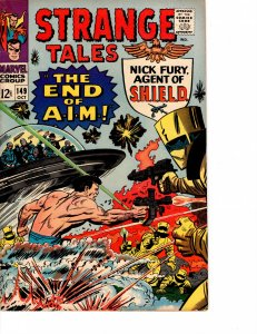 Strange Tales (1951) #149 Fine (6.0)