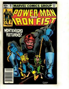 11 Power Man and Iron Fist Marvel Comics # 80 87 88 89 90 91 92 93 94 95 91 WS6