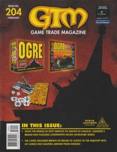 Game Trade Magazine #204 VF; Alliance | save on shipping - details inside