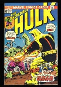 Incredible Hulk (1962) #186 NM- 9.2