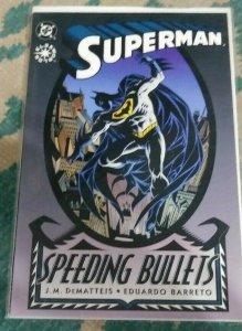Superman -speeding bullers ELSEWORLD TALE-SUPER BATMAN WHAT IF WAYNES FOUND KAL