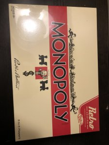 MONOPOLY 1935 Classic First Edition