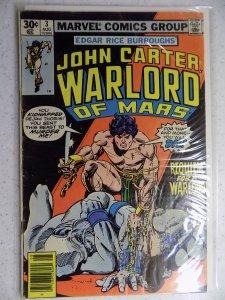 John Carter Warlord of Mars #3 (1977)
