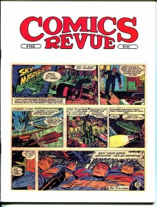 Comics Revue #145 1998-Kirby-Wood-Sky Masters-Phantom-Modesty Blaise-VF