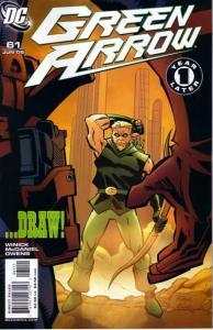 Green Arrow (2001 series) #61, NM (Stock photo)