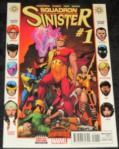 Squadron Sinister #1 -2015