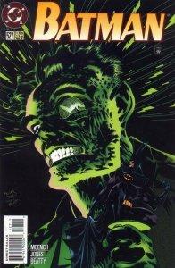 BATMAN (1940 DC Comics) #527 NM-