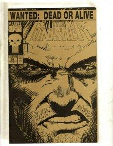 12 Comics Punisher 57 61 Toxic 3 X-Force 6 X-Men 1 Spider-Man 2 13 17 32 + JK6