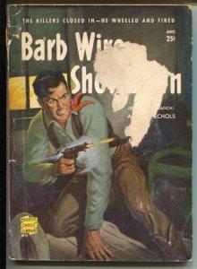 Reader Choice Library #10 1950-Barb Wire Showdown-Allan K Echols-FR