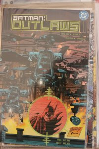 Batman: Outlaws #1 (Sept 2000, DC) NT/MT