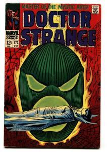 DOCTOR STRANGE #173-Dormamu-comic book-MARVEL FN