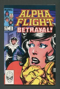 Alpha Flight #8  / 9.4 NM    March 1984