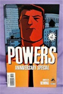 Brian Bendis POWERS #12 Anniversary Special Michael Avon Oeming (Marvel, 2005)!