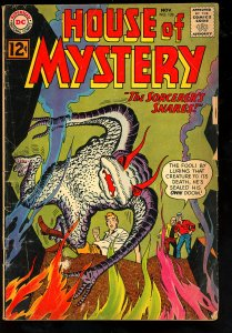 House of Mystery #128 (1962)