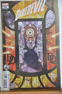 Daredevil #34 (2021) New!! Never Opened!! Cover A !!