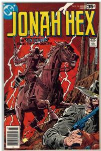 JONAH HEX 14 VG-F July 1978