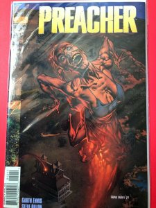 PREACHER  V1 #12 JAN 00 VERTIGO / DEATH OF GRANDMA / DIRECT SALES / NM+