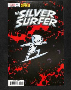 Silver Surfer: The Best Defense #1