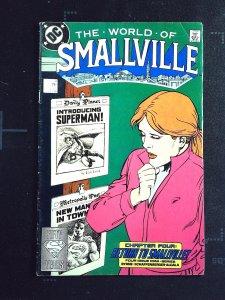 The World of Smallville #4 (1988)