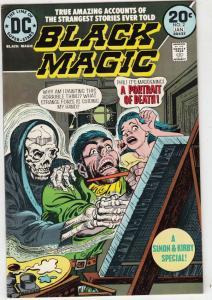 Black Magic #2 (Jan-74) NM+ Super-High-Grade