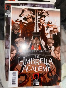 Umbrella Academy Apocalypse Suite Lot, Complete Series Set w/#s 1-6