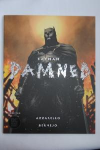 Batman Damned 2 High Grade Jim Lee Varient