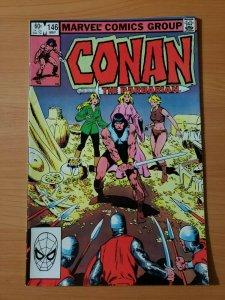 Conan the Barbarian #146 Direct Market ~ NEAR MINT NM ~ 1983 Marvel Comics