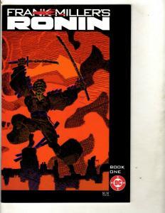 Lot of 11 DC Comics Ronin 1 2 3 4 + Superman 34 1 1 2 3 5 6 Man of Steel DS1
