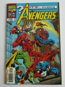 What If #108 NM High Grade Cosmic Carnage Avengers Spider-Man Marvel 1998