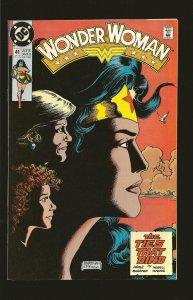 DC Comics Wonder Woman #41 (1990)