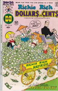 Richie Rich Dollars and Cents #80