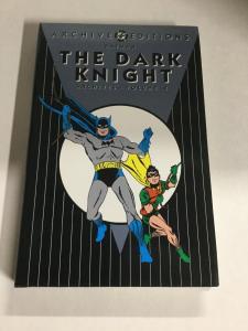 Archive Editions Batman The Dark Knight Volume 4 Hc Nm Near Mint DC Comics TPB