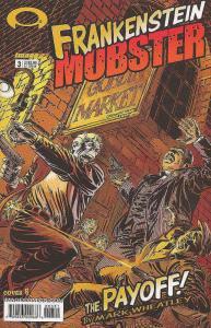 Frankenstein Mobster #3B VF/NM; Image   save on shipping - details inside