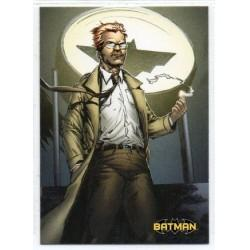 2012 Cryptozoic DC Comics: Batman The Legend COMMISSIONER JAMES GORDON #8
