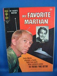 MY FAVORITE MARTIAN 7 F VF 1966 Photo Cover