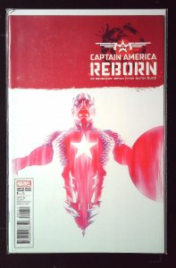Reborn Captain America #1 Limited Edition Variant Cover (2009)