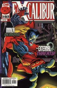 EXCALIBUR (1988 MARVEL) #106 NM- AGSNR8
