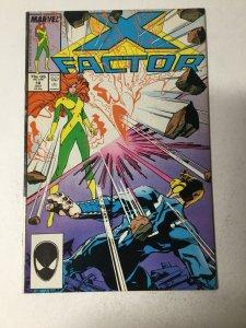 X-factor 18 Vf+ Very Fine+ 8.5 Marvel