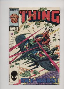 The Thing #14 (1984)