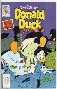 Donald Duck Adventures #5 (1990) JW321