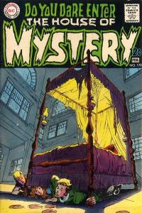 House of Mystery (1951 series) #178, VG+ (Stock photo)