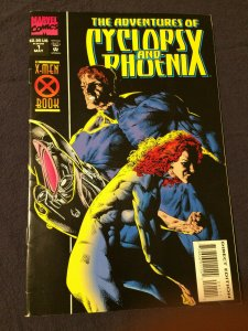The Adventures of Cyclops and Phoenix #1 Marvel VFN/NM (1994)