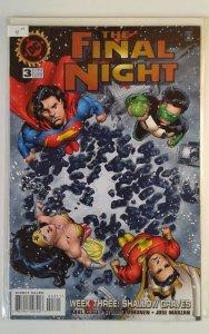 Final Night #3 1996 DC NM Comic Book Superman Wonder Woman Green Lantern Shazam