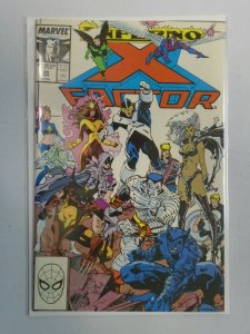 X-Factor #39 featuring the X-Men 8.0 VF (1989 1st Series)