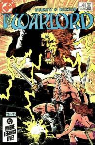 Warlord (1976 series) #90, NM- (Stock photo)