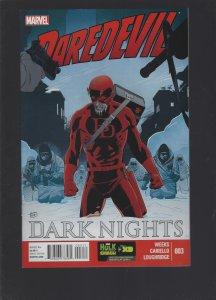 Daredevil: Dark Nights #3 (2013)